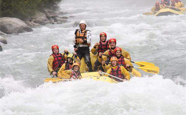 Speciale Rafting!